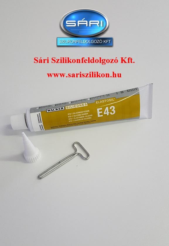 Wacker E-43 szilikon ragasztó /90 ml/