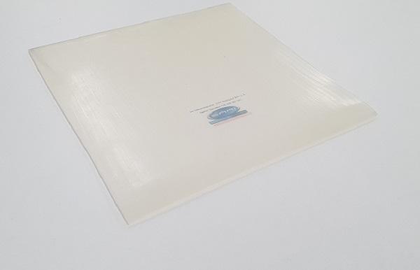 200x200x2 mm-es szilikon lemez