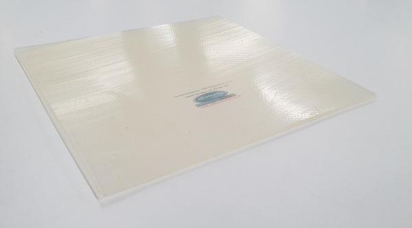 200x200x3 mm-es szilikon lemez