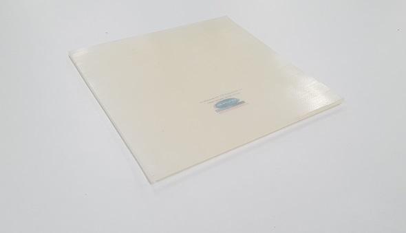 200x200x4 mm-es szilikon lemez