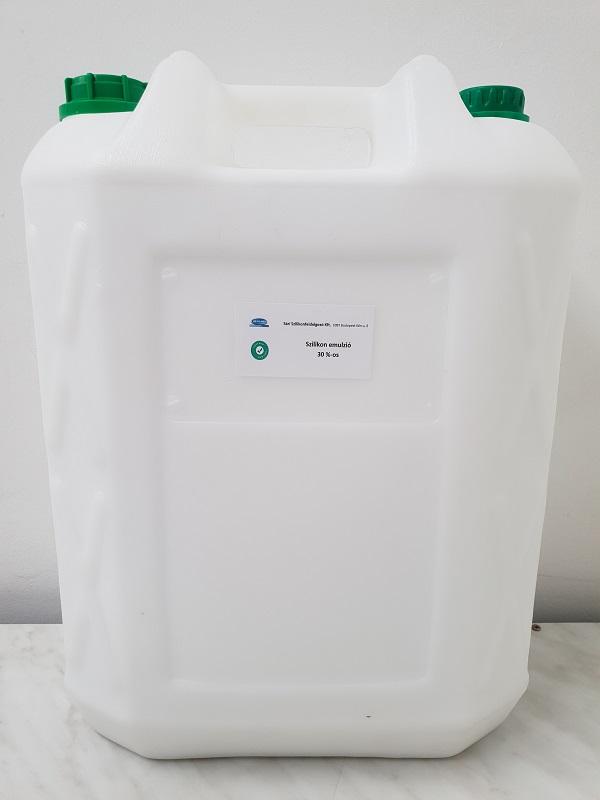 Szilikon olaj emulzió 30% 20 literes kiszerelés