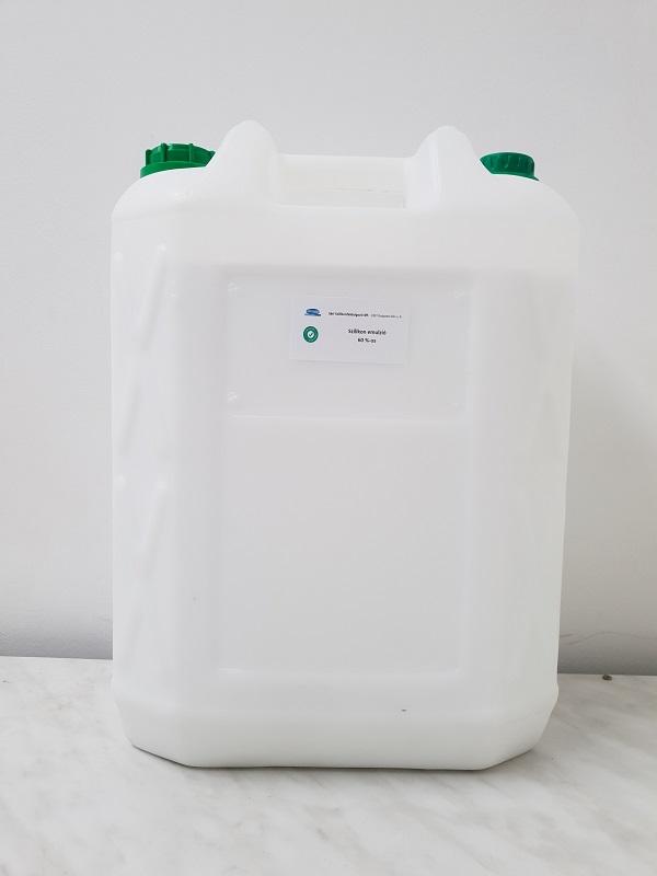 Szilikon olaj emulzió 60% 20 literes kiszerelés