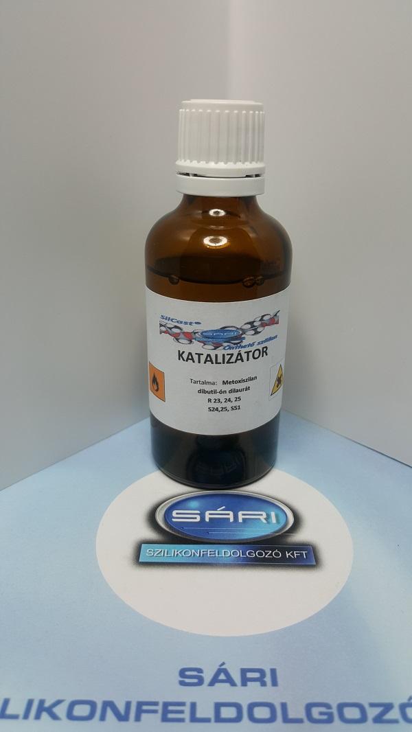SilCast® RTV 2 önthető szilikongumi edző