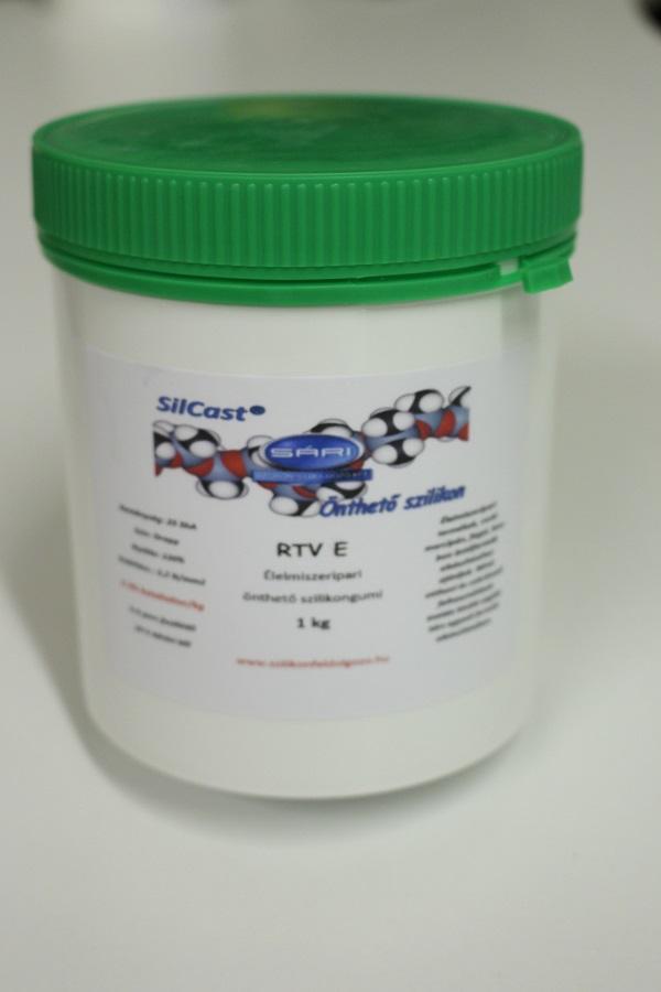 SilCast® 1000 g-os önthető szilikonok