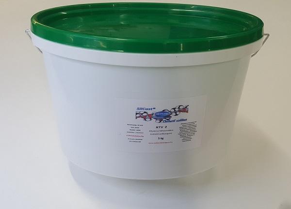 SilCast® 5 kg-os önthető szilikonok