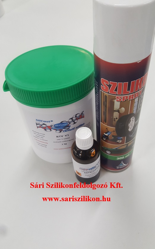 SilCast®Önthető szilikon szett kezdőknek