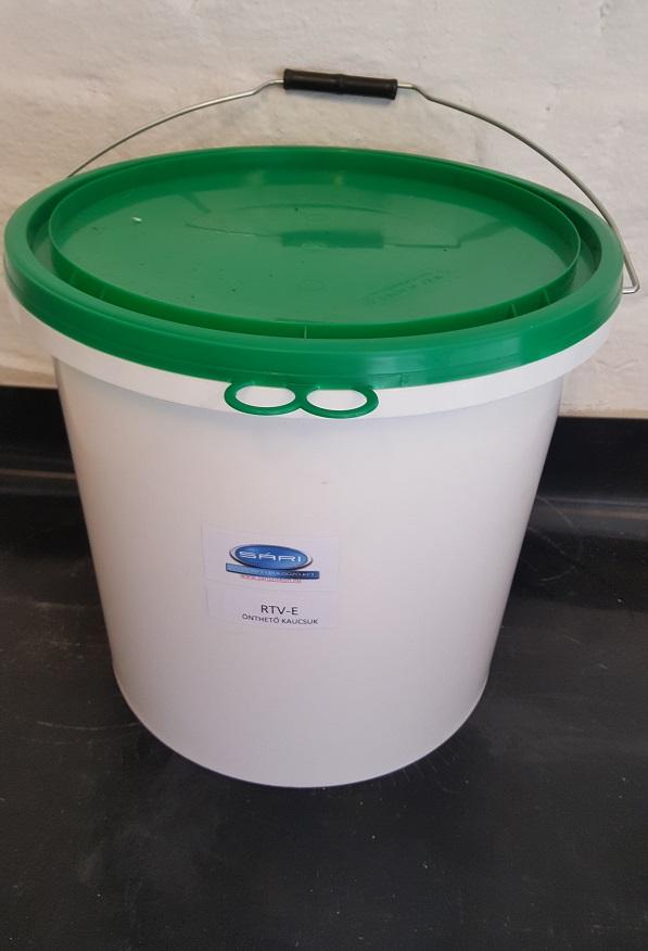 SilCast® 20 kg RTV-2 önthető szilikonok