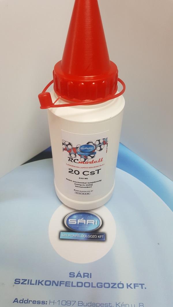 RC modell lengéscsillapító szilikon olaj