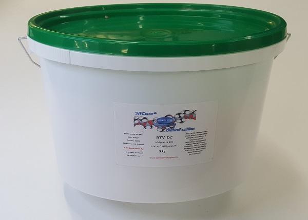 Önthető szilikonok 5 kg-os kiszerelésben