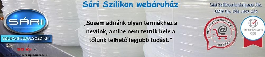 szilikon webáruház, webshop